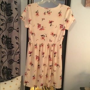 Nice, spring mini dress